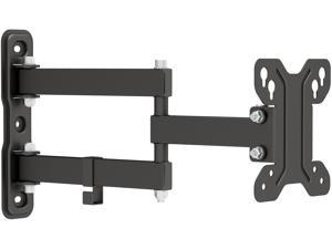 "Inland ProHT Full Motion TV Wall Mount for 37""-70"" Curved or Flat-Panel TVs 05413"