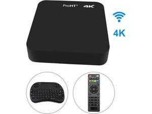 INLAND 88159 ProHT Andoid 4K TV Box with keyboard