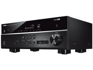 Yamaha R-N303BL Stereo Receiver with Wi-Fi Bluetooth & Phono, Works with  Alexa - Newegg com