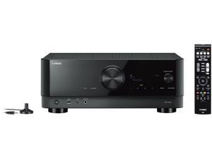 YAMAHA RX-V4ABL 5.2-Channel AV Receiver with 8K HDMI and MusicCast