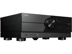 Yamaha AVENTAGE RX-A2A 7.2-Channel AV Receiver with 8K HDMI and MusicCast - Black