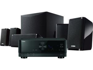 YAMAHA YHT-5960UBL Home Theater System with 8K HDMI and MusicCast