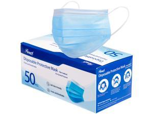 Rosewill Disposable Protective Mask, 50 pcs per Box