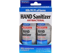 XtraCare 2 oz. Hand Sanitizer 2 pcs per Pack - Total 4 oz.