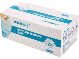 HengRunXin Protective Mask for Daily Use - 50 pcs / box