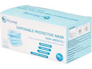 Siyang Disposable Face Mask, 50 pcs per Box