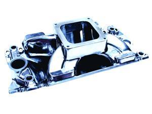 PROFESSIONAL PRODUCTS 53034 BB Chevy Hurricane Dominator Polished
