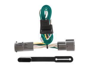 CURT MFG INC. 55316 Custom Wiring Output