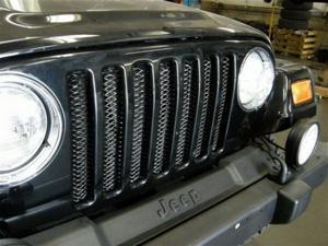 RAMPAGE PRODUCTS 86514 JEEP GRILL