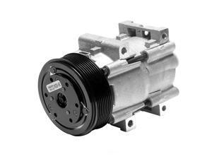 DENSO 471-8124 New A/C Compressor