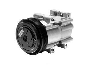 DENSO 471-8105 New A/C Compressor
