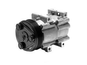 DENSO 471-8112 New A/C Compressor