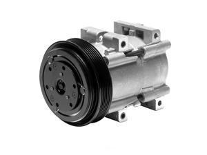 DENSO 471-8130 New A/C Compressor