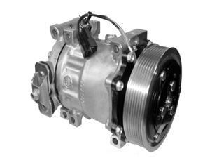 DENSO 471-7031 New A/C Compressor