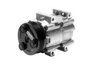DENSO 471-8139 New A/C Compressor