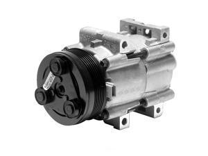 DENSO 471-8116 New A/C Compressor