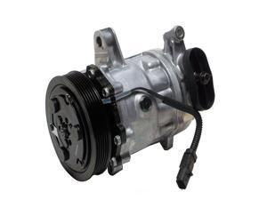 DENSO 471-7011 New A/C Compressor