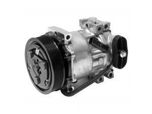 DENSO 471-7010 New A/C Compressor
