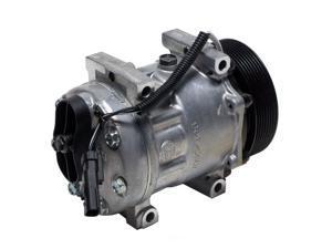 DENSO 471-7009 New A/C Compressor