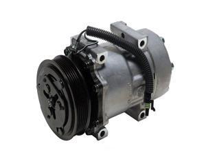 DENSO 471-7005 New A/C Compressor