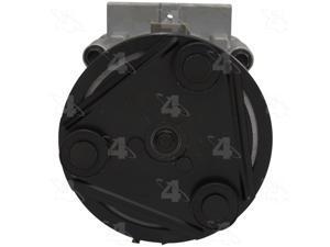 FOUR SEASONS 58129 New Compressor