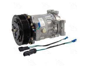 FOUR SEASONS 58553 New Compressor