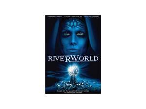 Riverworld Laura Vandervoort, Tahmoh Penikett, Mark Deklin, Peter Wingfield, Alan Cumming, Romina D'Ugo