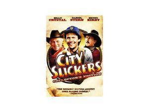 City Slickers Billy Crystal, Daniel Stern, Bruno Kirby, Patricia Wettig, Helen Slater, Jack Palance, Noble Willingham, Tracey Walter, Josh Mostel, David Paymer