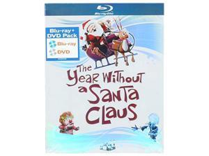 YEAR WITHOUT A SANTA CLAUS (BLU-RAY/DVD/2 DISC)