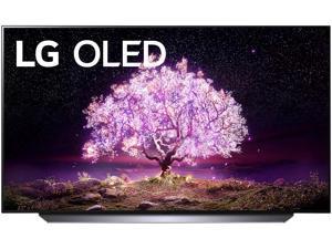 LG OLED83C1PUA 4K Smart OLED TV w/ AI ThinQ (2021)