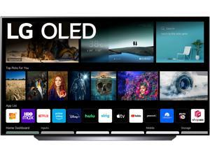 LG C1 77 inch Class 4K Smart OLED TV w/AI ThinQ (OLED77C1PUB, 2021)