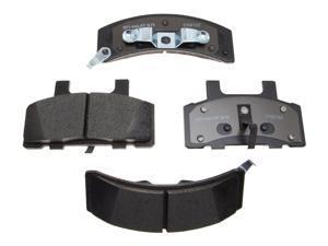 RAYBESTOS MGD368M Raybestos R-Line Metallic Brake Pad Set