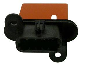 ACDELCO GM ORIGINAL EQUIPMENT 15-80879 Heating and Air Conditioning Blower Motor Resistor