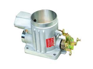 PROFESSIONAL PRODUCTS 69222 70mm Throttle Body-1996/later Satin