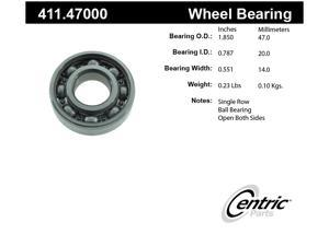 CENTRIC PARTS 411.47000 Axle Shaft Bearing