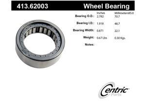 CENTRIC PARTS 413.62003 Axle Shaft Bearing