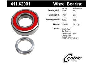 CENTRIC PARTS 411.62001 Axle Shaft Bearing