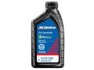 ACDELCO GM ORIGINAL EQUIPMENT 10-9130 Engine Oil