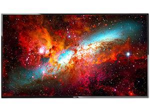 "NEC E437Q 43"" 4K Ultra HD Commercial Display with Integrated ATSC/NTSC Tuner and Speakers"