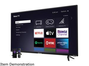 "InFocus Classic Series 45"" 1080p Roku Smart LED TV (IN-45FA40PR)"