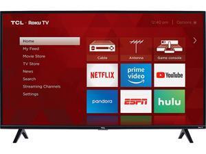 "TCL 40S325 40"" 3-Series Roku Smart FHD TV"