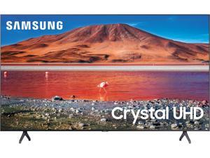 "Samsung 75"" Class TU7000 Series Crystal UHD 4K Smart TV (UN75TU7000FXZA, 2020 Model)"