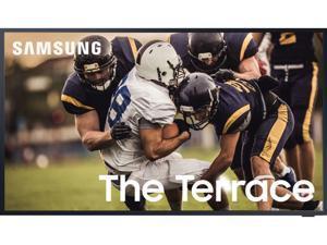 "Samsung 75"" The Terrace Series Smart QLED 4K UHD HDR TV (QN75LST7TAFXZA, 2020 Model)"