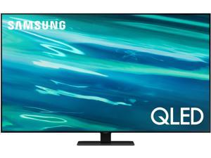 "Samsung QLED Q80 Series 55"" 4K LED TV (QN55Q80AAFXZA, 2021)"