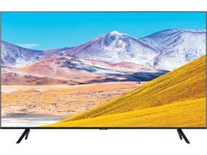 """Samsung 65"""" AU8000 Crystal UHD Smart TV (UN65AU8000FXZA, 2021)"""