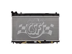 CSF RADIATOR 3370 Radiator