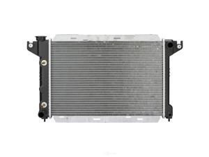 SPECTRA PREMIUM IND, INC. CU980 Complete Radiator