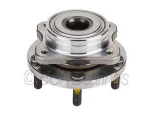 BCA WE60708 Bearing-Hub Assembly