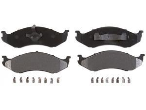 ACDELCO GOLD/PROFESSIONAL 17D477MH Front Brake Pad Set
