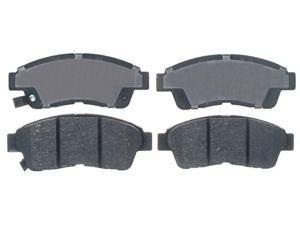 ACDELCO GOLD/PROFESSIONAL 17D562C Front Brake Pad Set